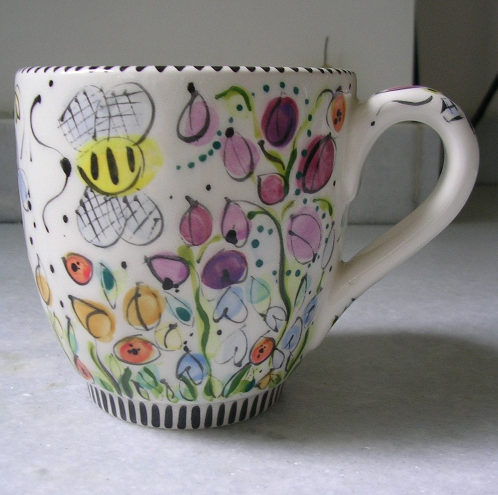 Bee Tea.....Mug