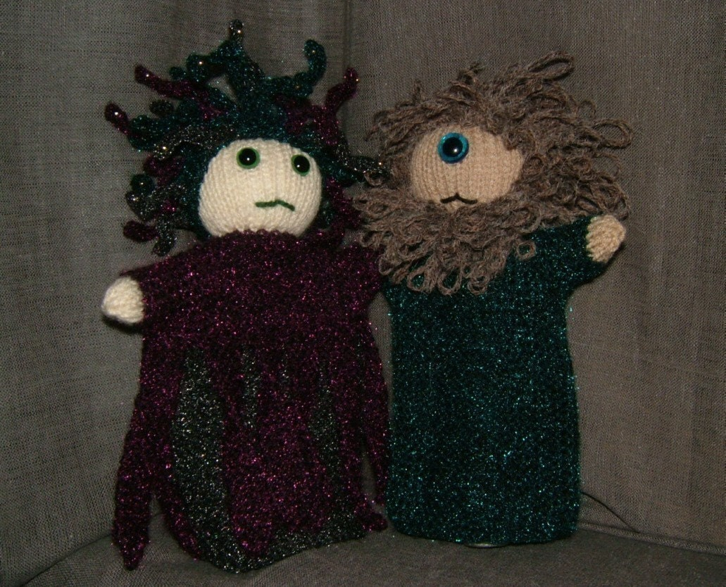 Finger Puppet Knitting Patterns Blog - Askthecrafter for creative