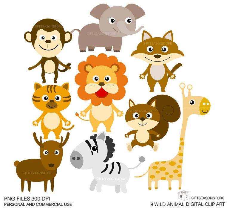 cliparts animals - photo #38