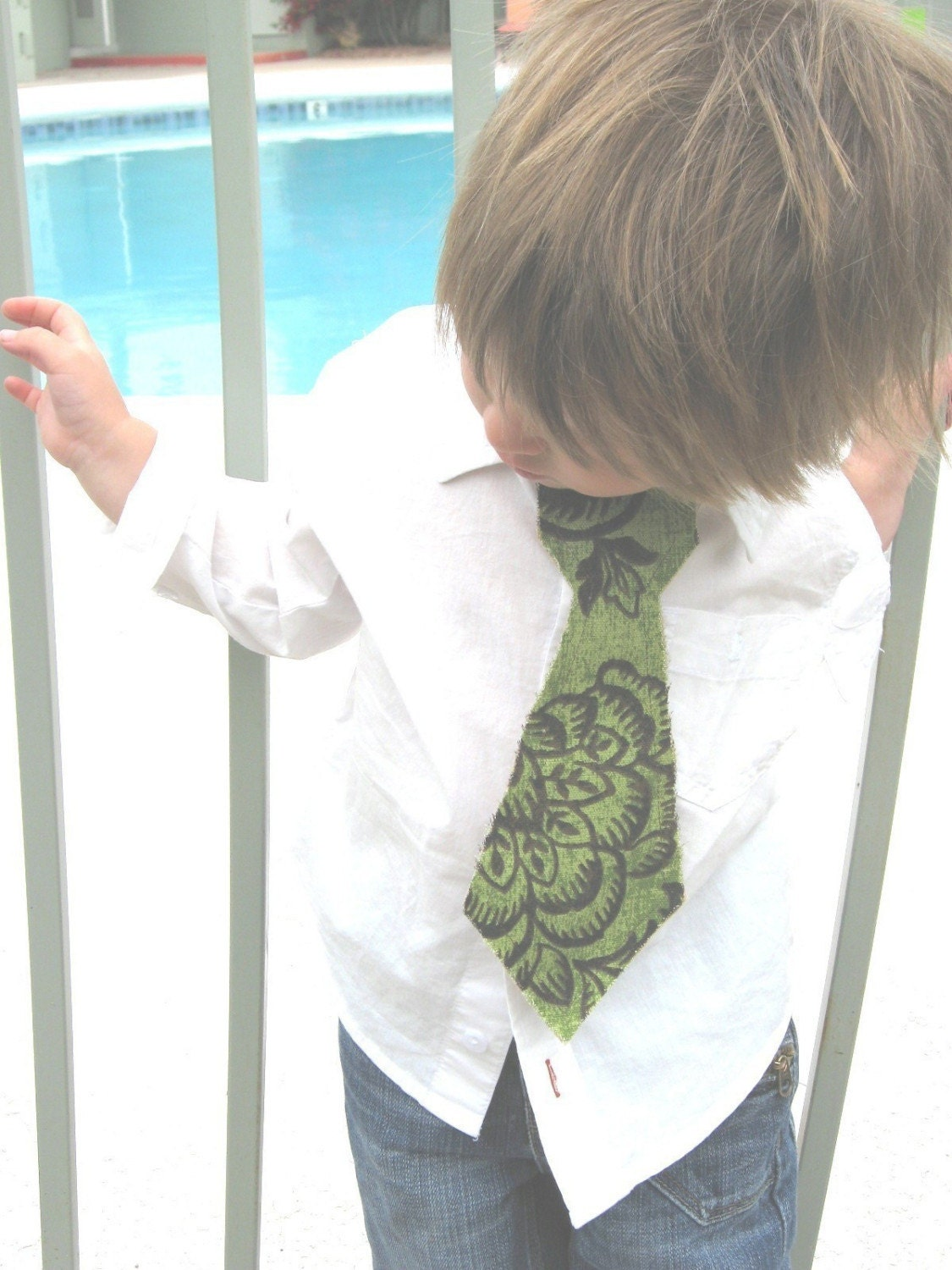 Little Man tie