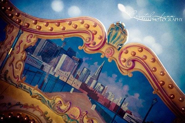 Carousel - 5x7 Fine Art Photograph