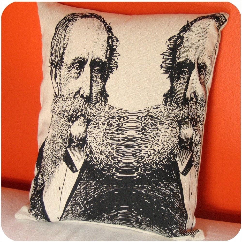 victorians pillow - john