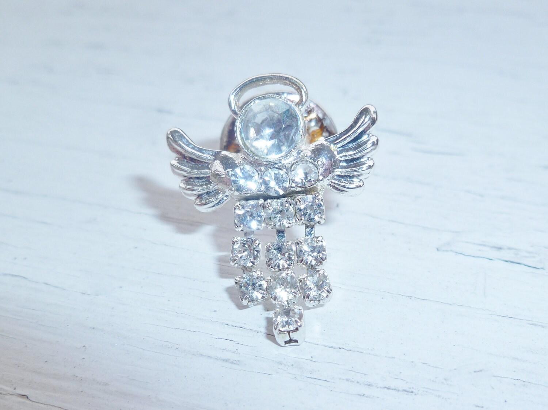 Vintage Avon Angel Pin