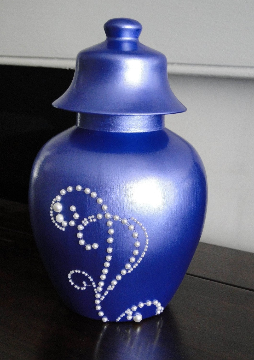Italian Wedding Vase Ready to Break
