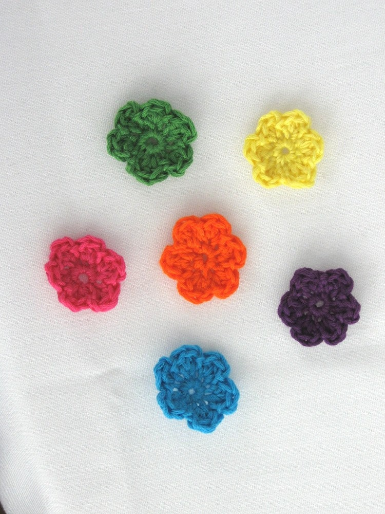 Free Crochet Patterns Using Embroidery Thread : Such Big Dreams...: Free Crochet Patterns