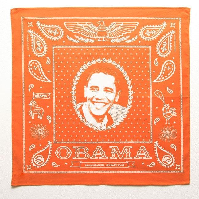Obama bandana