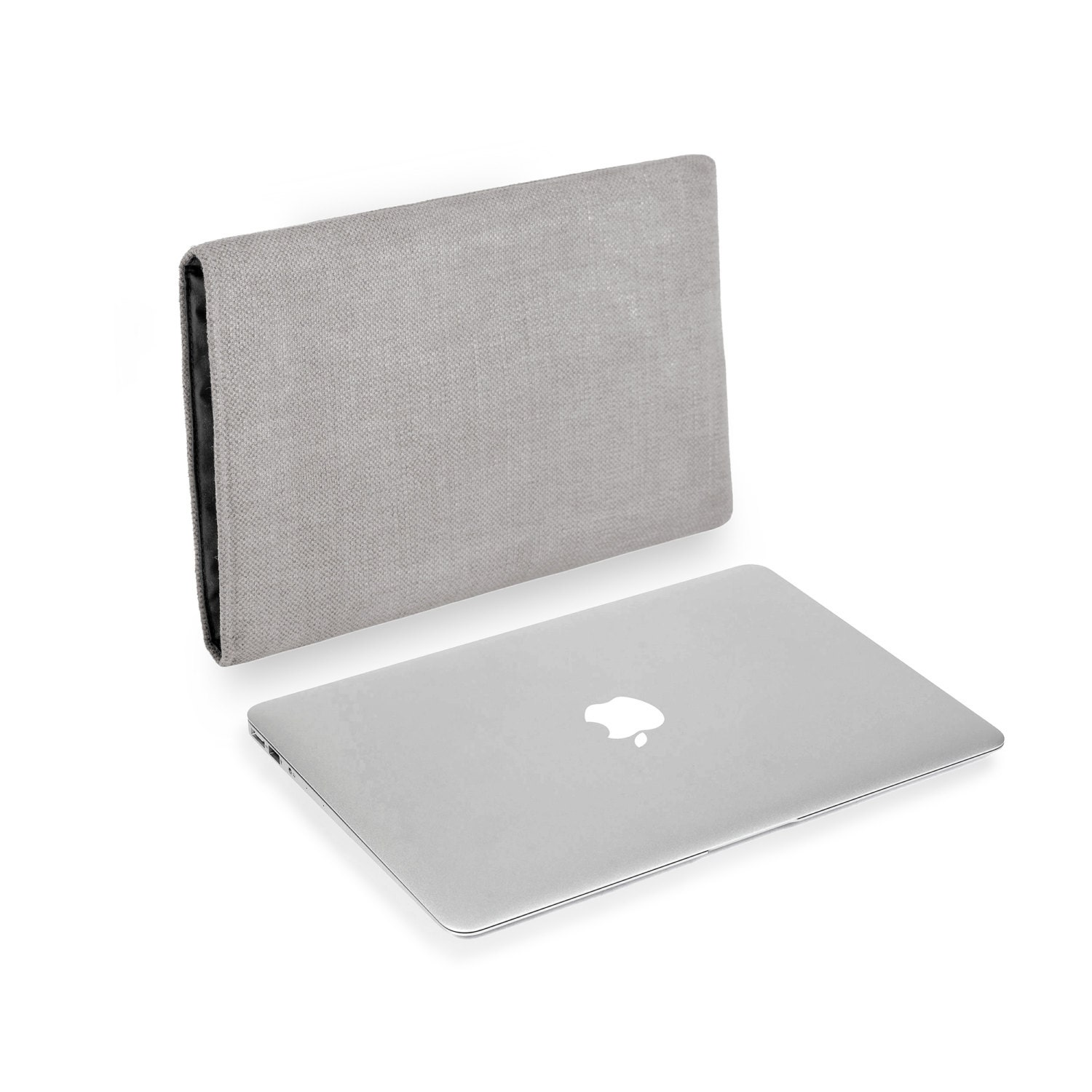 Apple MacBook Pro Touch Bar Natural Linen Silver Grey 13 or 15 inch