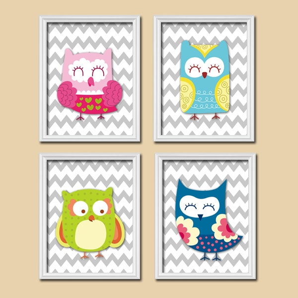 Owl bathroom decor home interior design - Owl themed bathroom decor ...