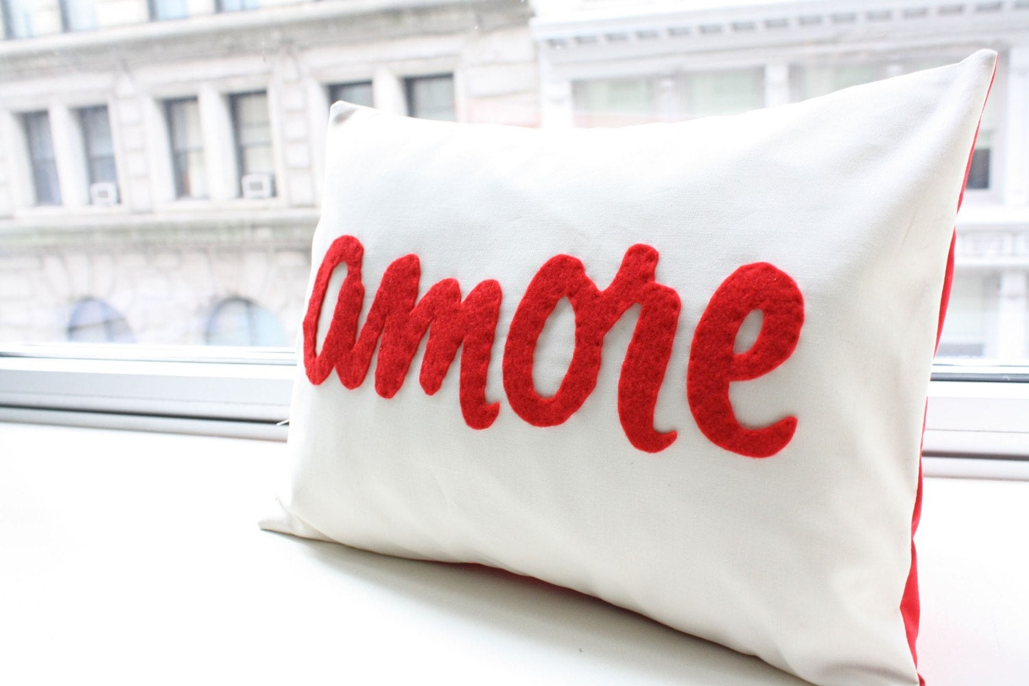 Amore Pillow - Italian Love