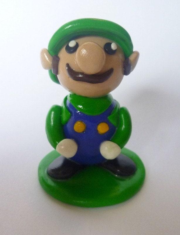 Super Mario Characters - Luigi