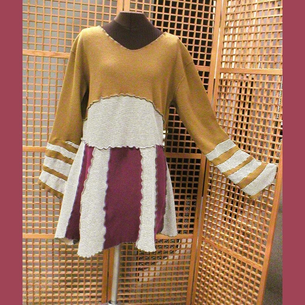 Etsy :: For You - Custom Secret Lentil Reconstructed Dress from etsy.com
