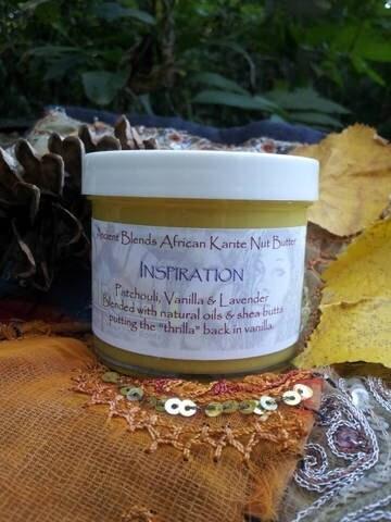 Ancient Blends INSPIRATION Body Butter
