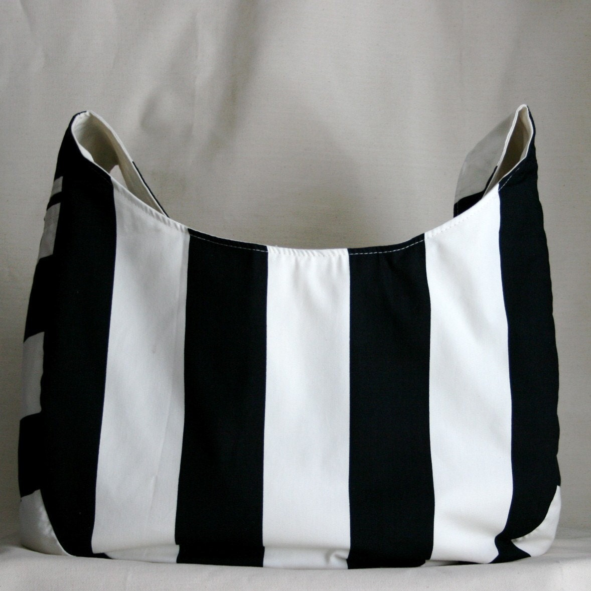 Referee Stripes - Santa Sling Bag