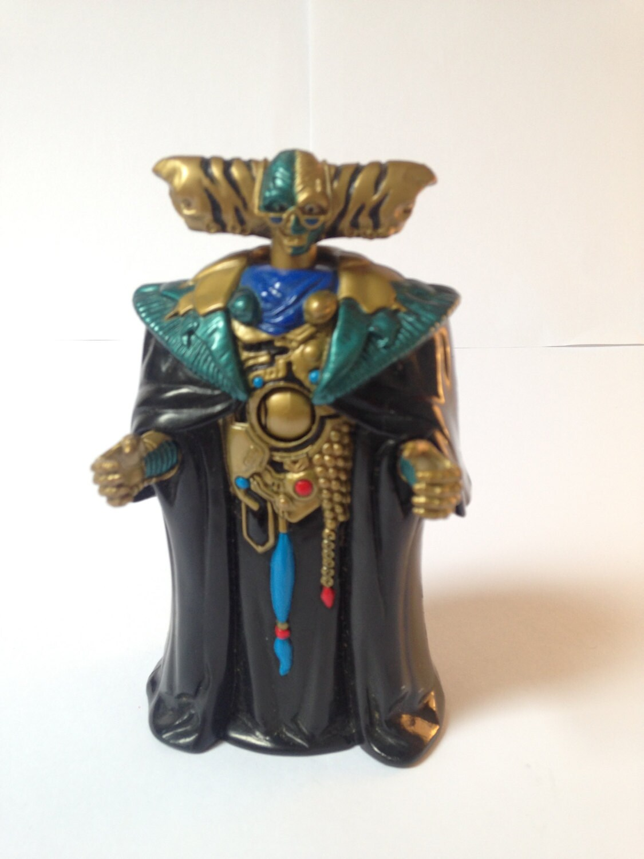 Master Vile figure Evil Space Alien from Mighty Morphin Power Rangers Season 3