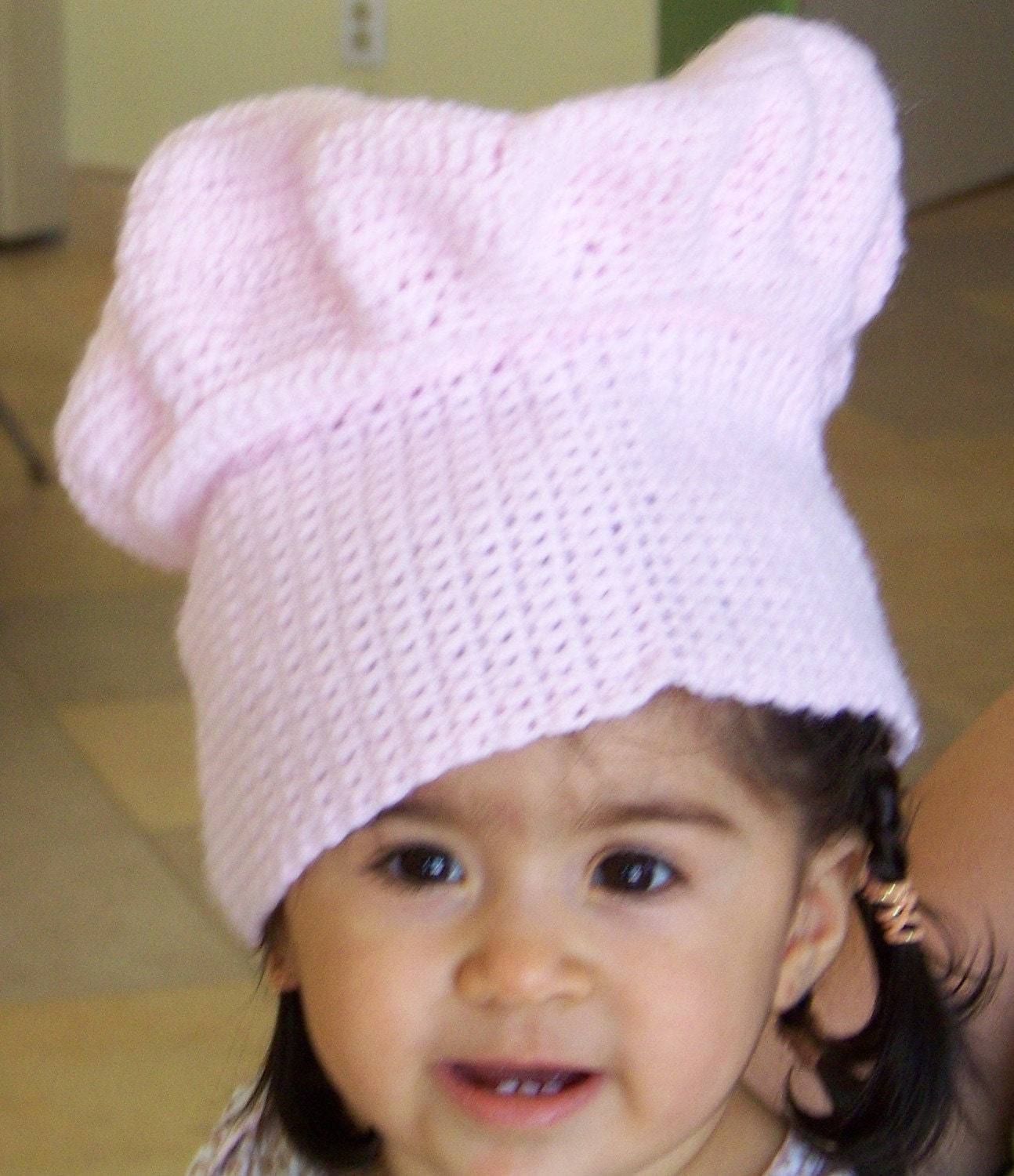 Crochet Pattern Chef Hat : Chef Hat Toddler or Preschooler Crochet PATTERN by MisManos