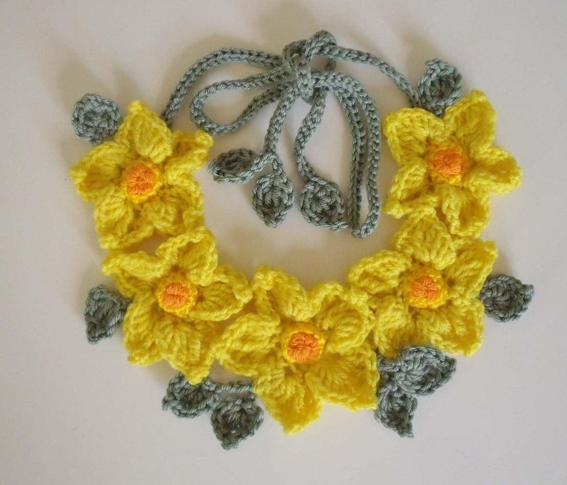 Free Crochet Flower Patterns Crochet Guild
