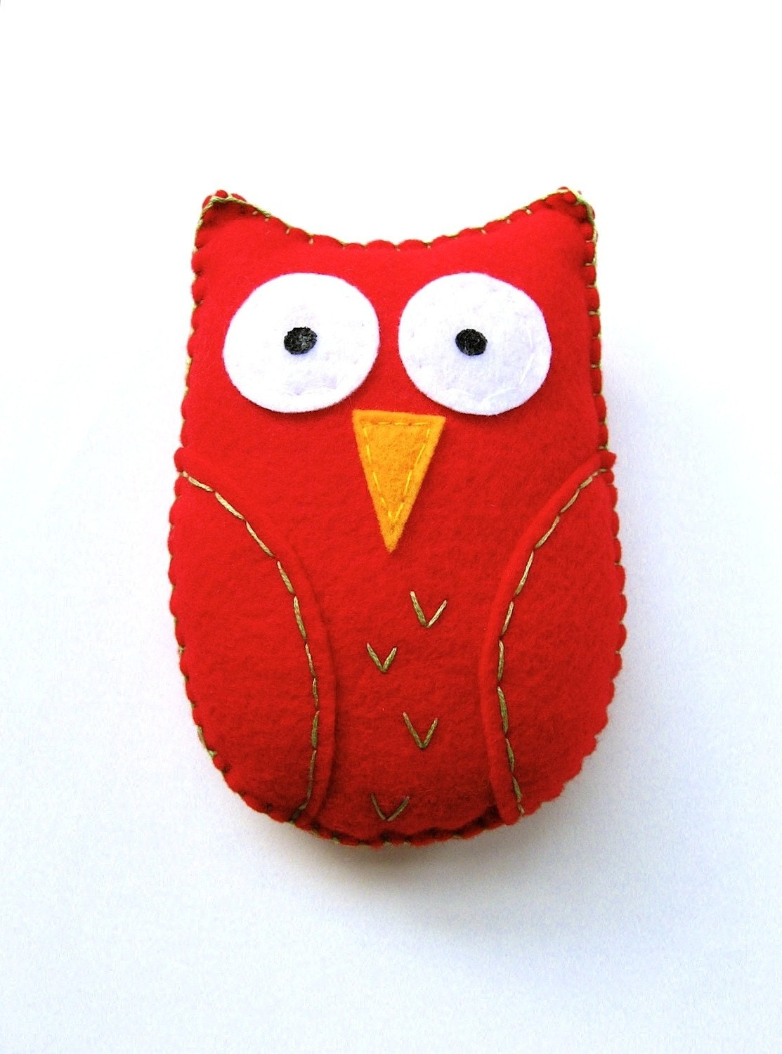 Large Red Owl