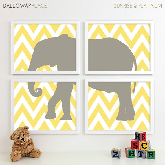 Unavailable listing on etsy - Modern kids wall decor ...