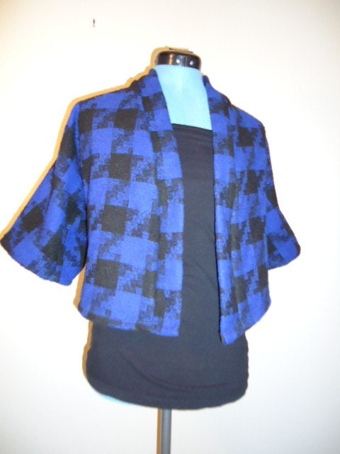 Black n Blue Jacket