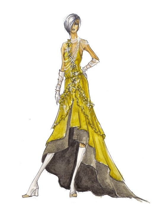 Sparkle Fashion, via Etsy: ZoeHong