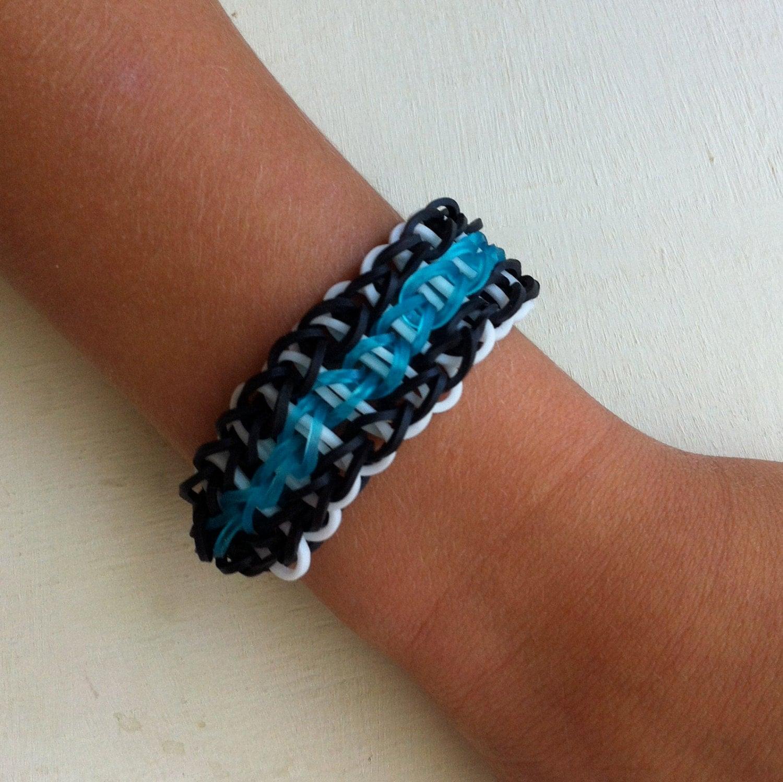 triple single rainbow loom bracelet triple single by