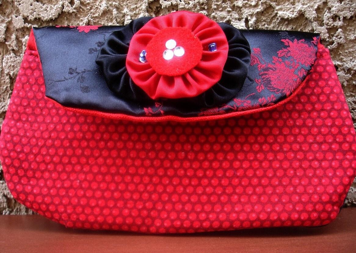 Kimono Clutch/Wallet