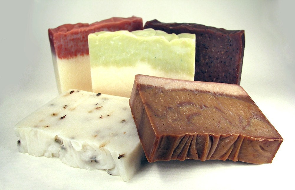 Handmade Cold Process Soaps