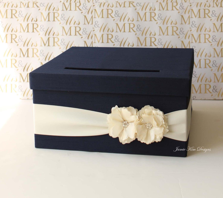 Wedding Gift Card Pictures : Wedding Card Box Gift Card Holder Money Box- Custom Card Box