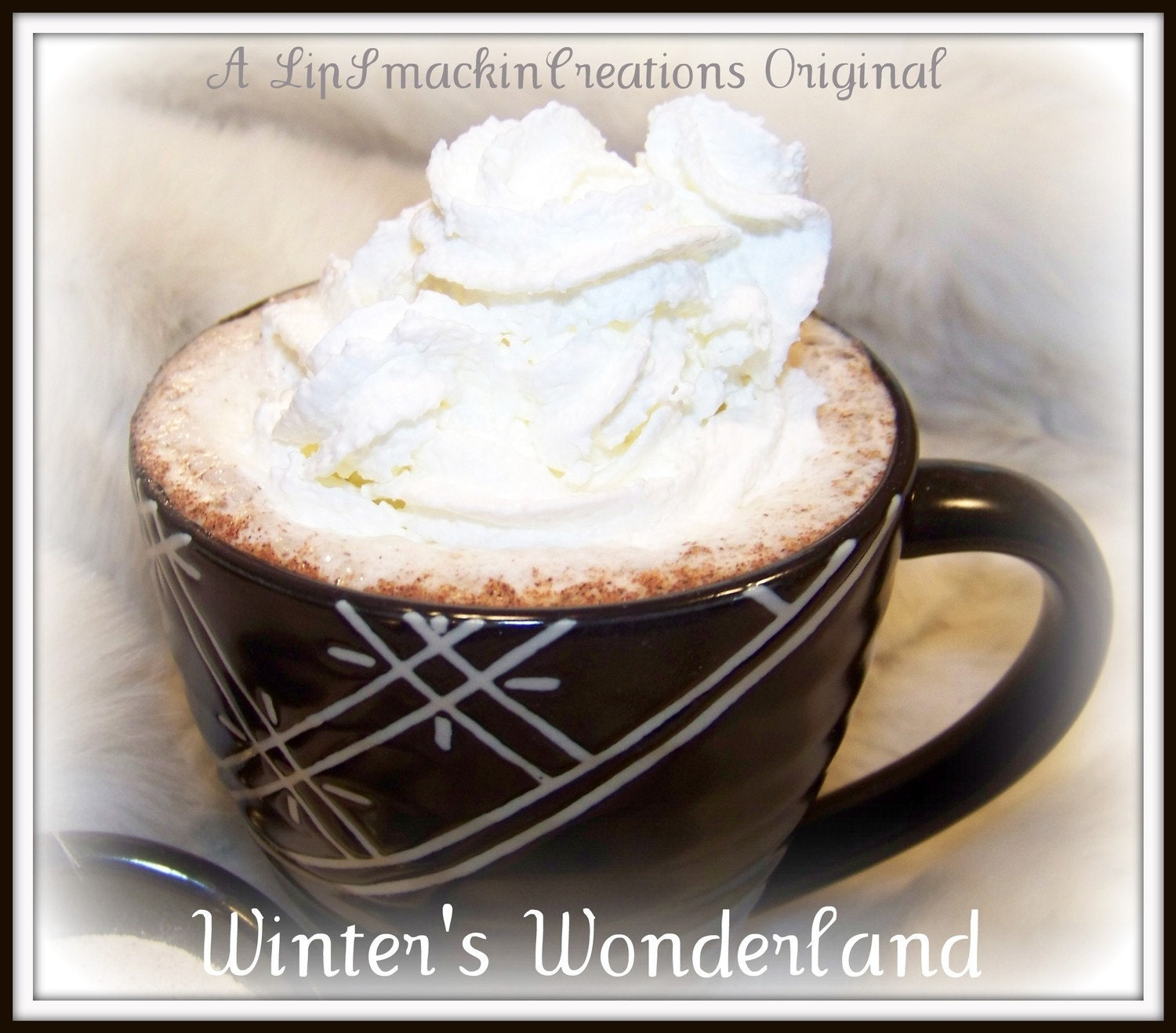 Hot Drink Mix / Winter's Wonderland/ Shipping Included