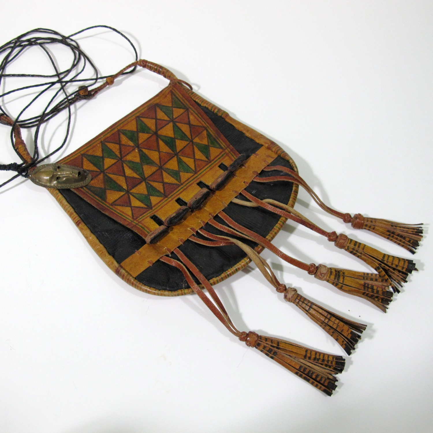 Fringe Tribal Bag