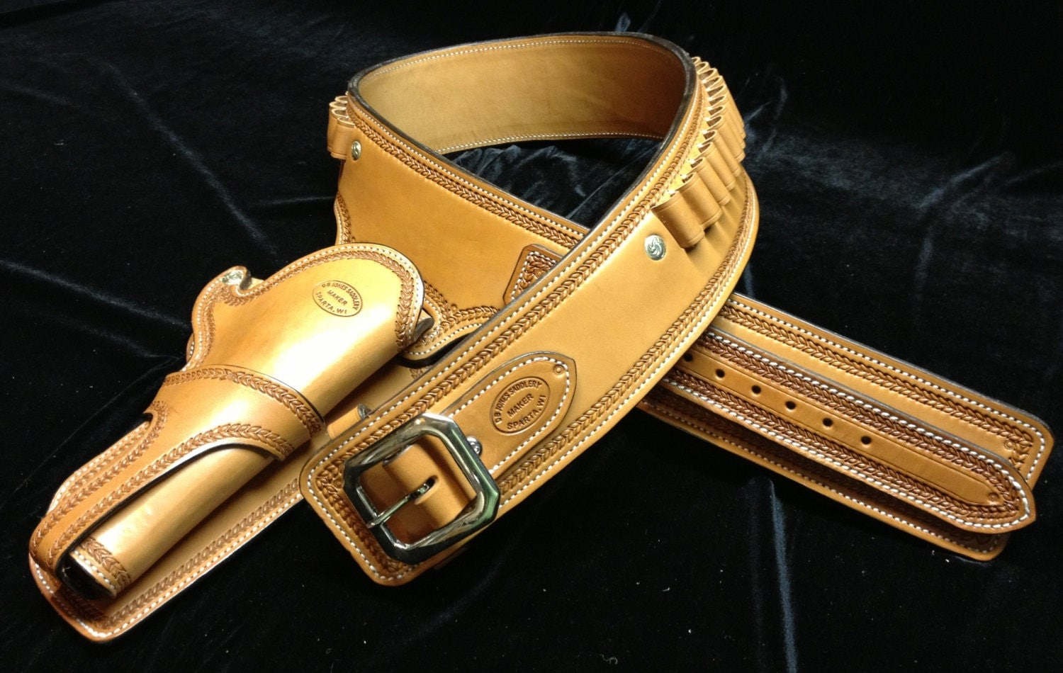 Armslist - for sale: ruger 357 blackhawk with leather holster