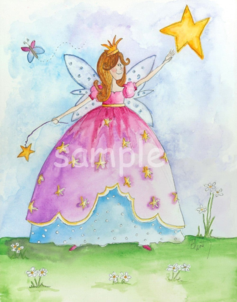 Blossom Fairy