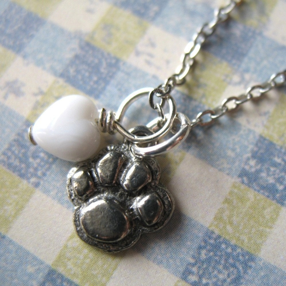 Puppy Love Charm Necklace.