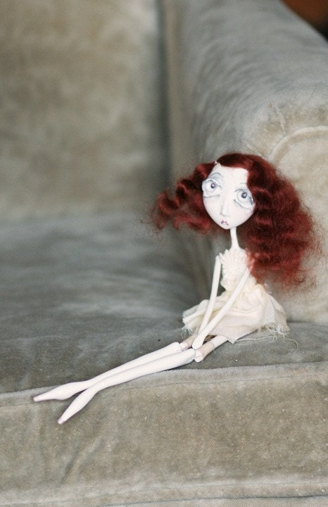 Collette - Art Doll