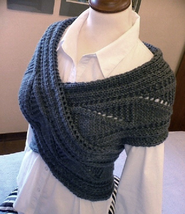 Hand Knit by Pilland Wrap Sweater Choose the color by Pilland