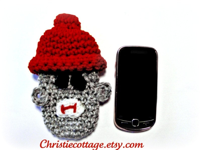 Crochet sock monkey - TheFind