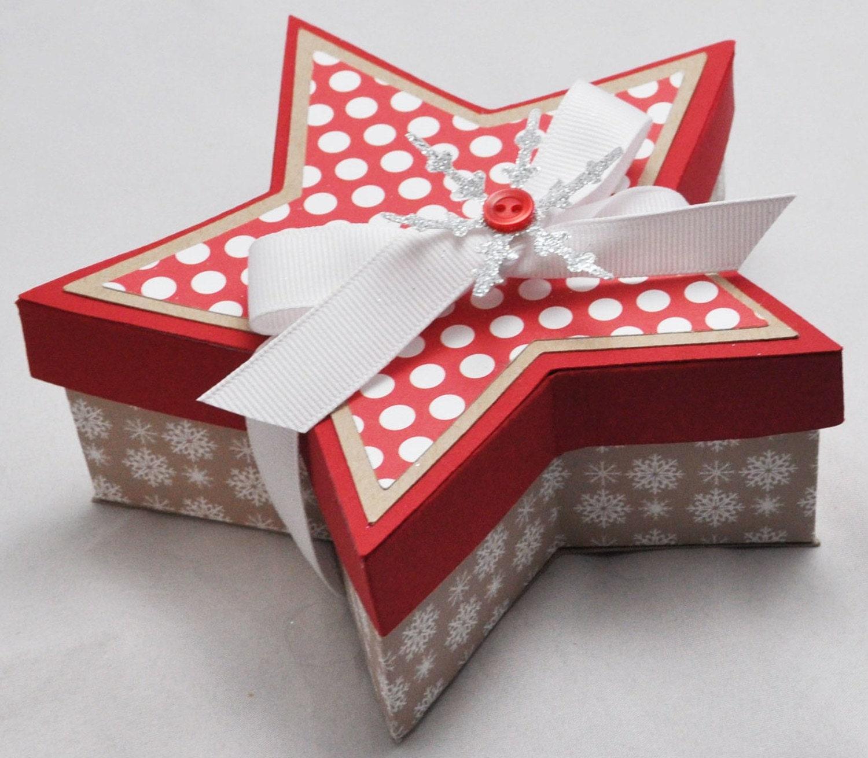 Star Favor Box - CardsandMoorebyTerri