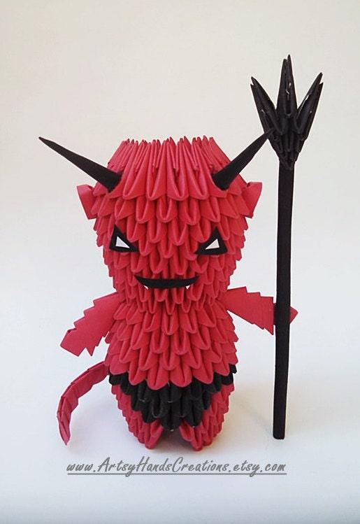 Halloween devil