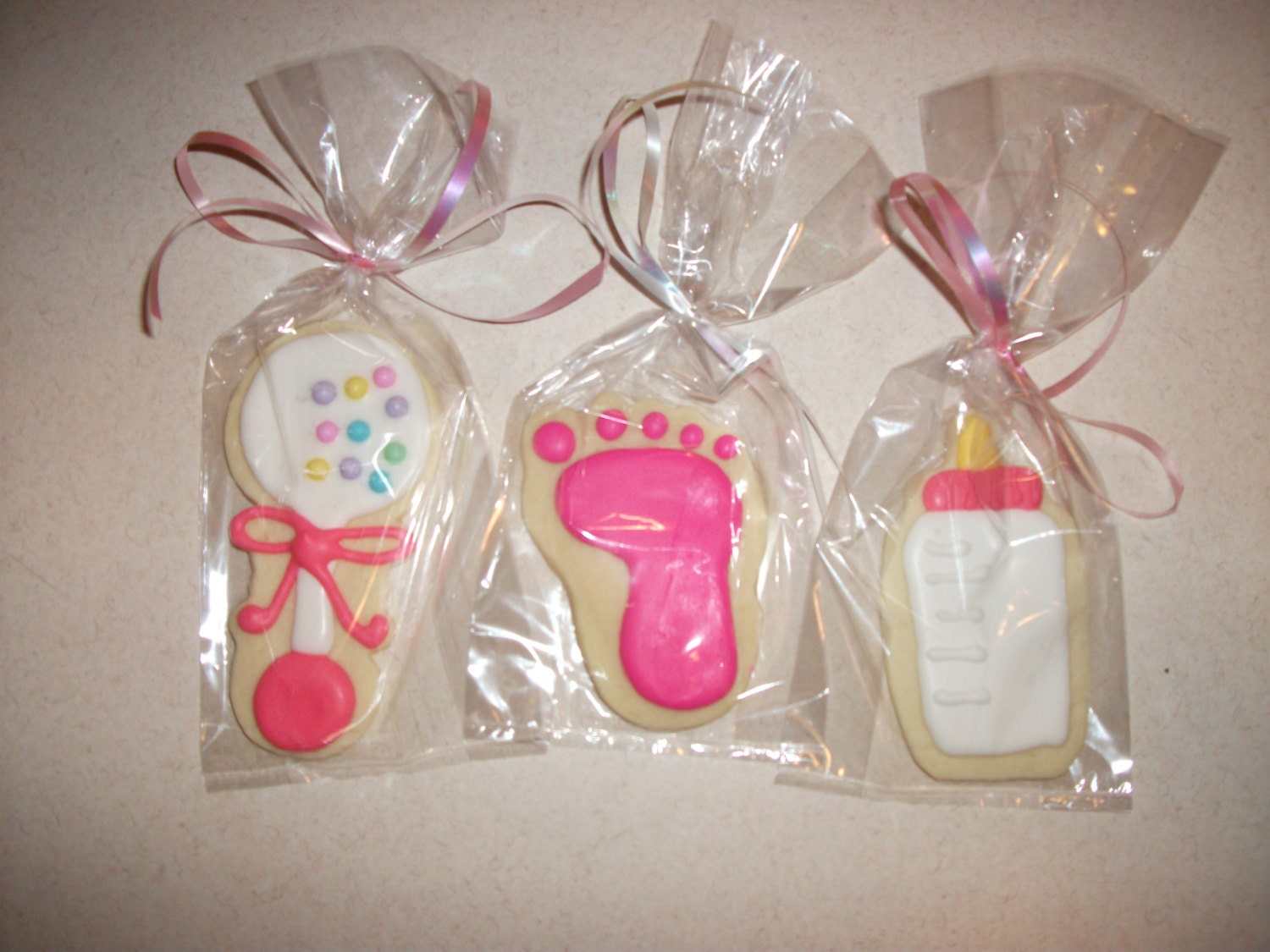 baby shower sugar cookies custom hand decorated cookies baby shower