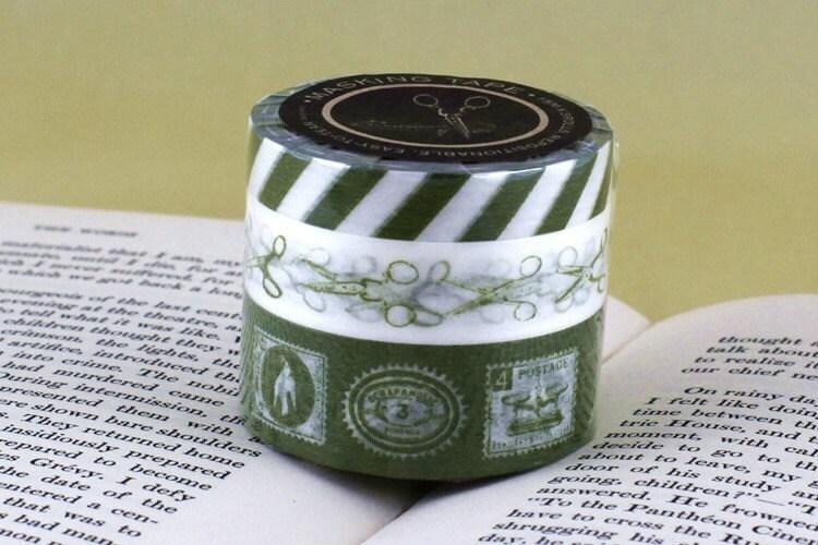 Old fashioned gummed tape