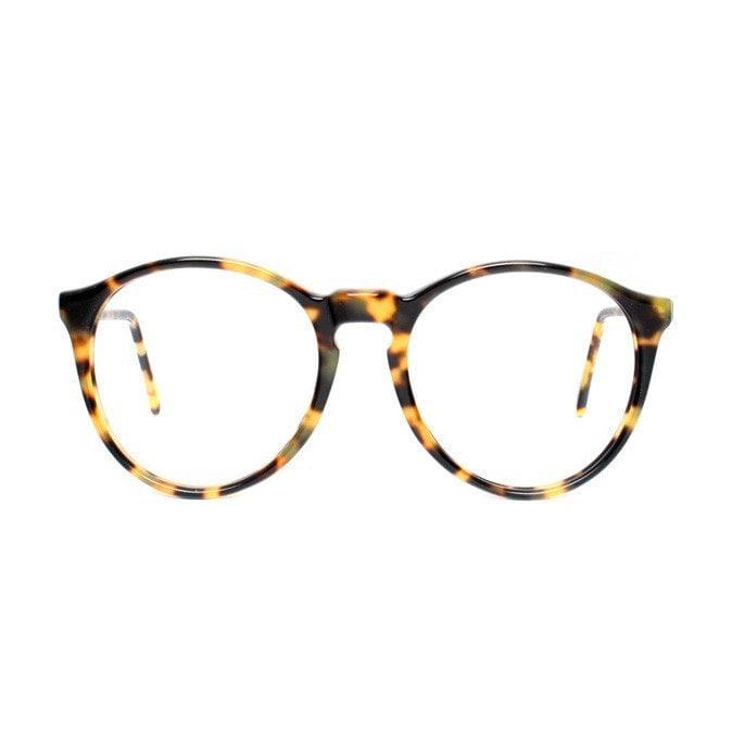 Vintage Eyeglass Frames Etsy : Brown Pattern Vintage Eyeglasses Bird by MODvintageshop on ...