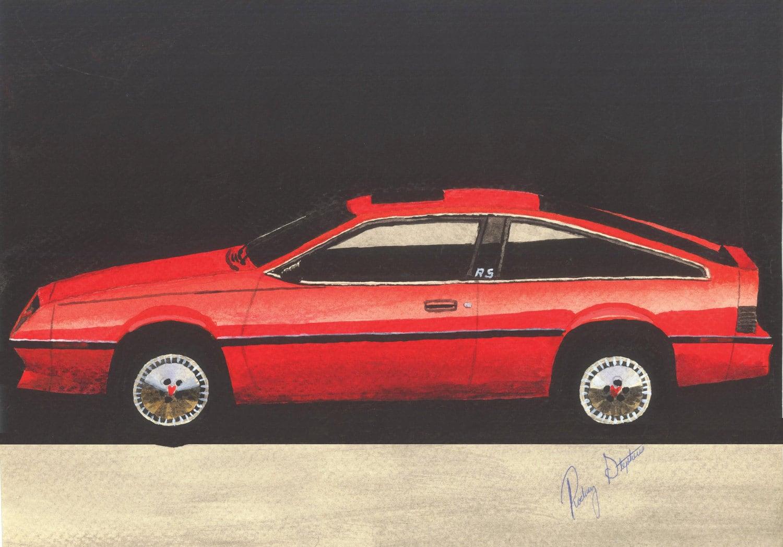 Pontiac J2000. From rod4kd