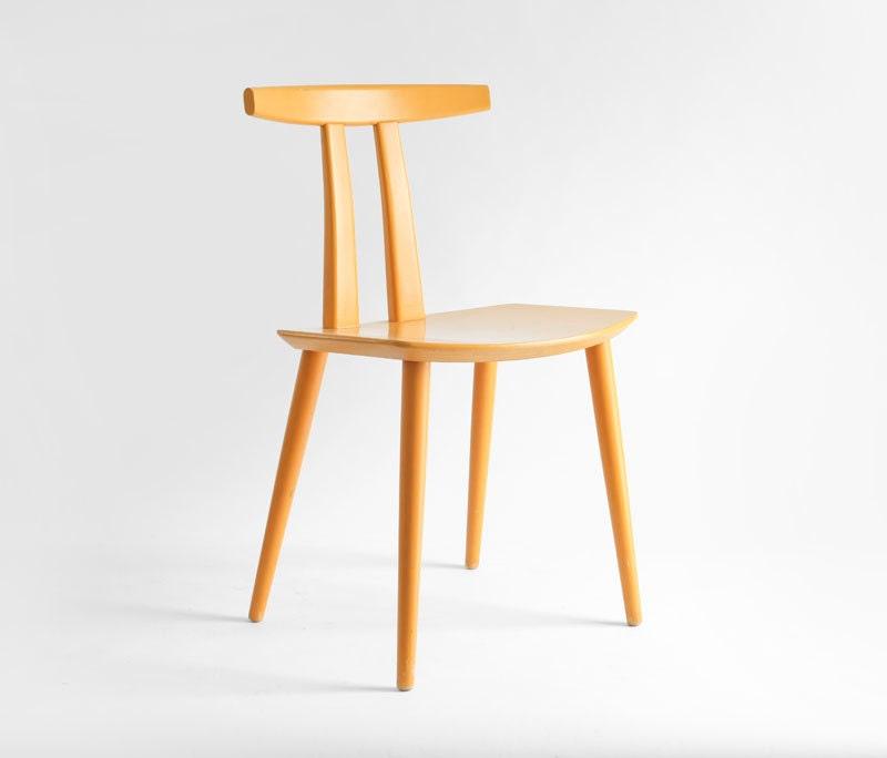 Vintage FDB Møbler Chair - Mid Century, Modern, Danish, Wood, Retro