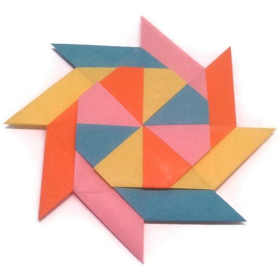 items similar to origami transforming ninja star free