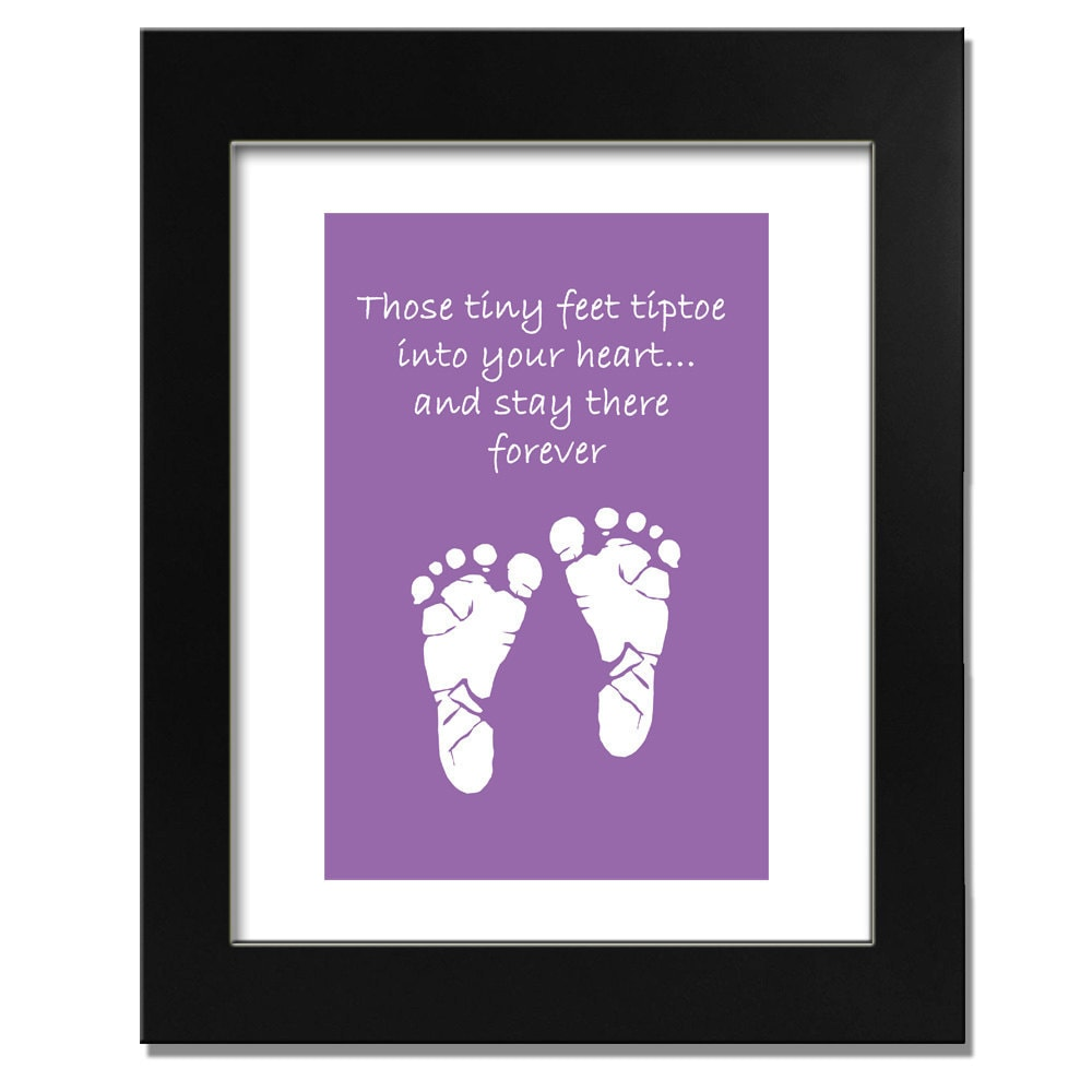 quotes about baby feet quotesgram