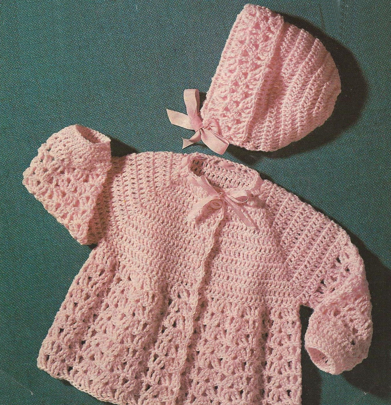 Crochet Baby Coat Pattern : 301 Moved Permanently