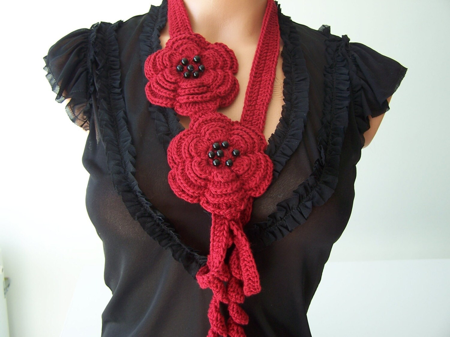 Ebruk on Etsy trendy knitting and crochet artist own designs from ebruk.etsy.com