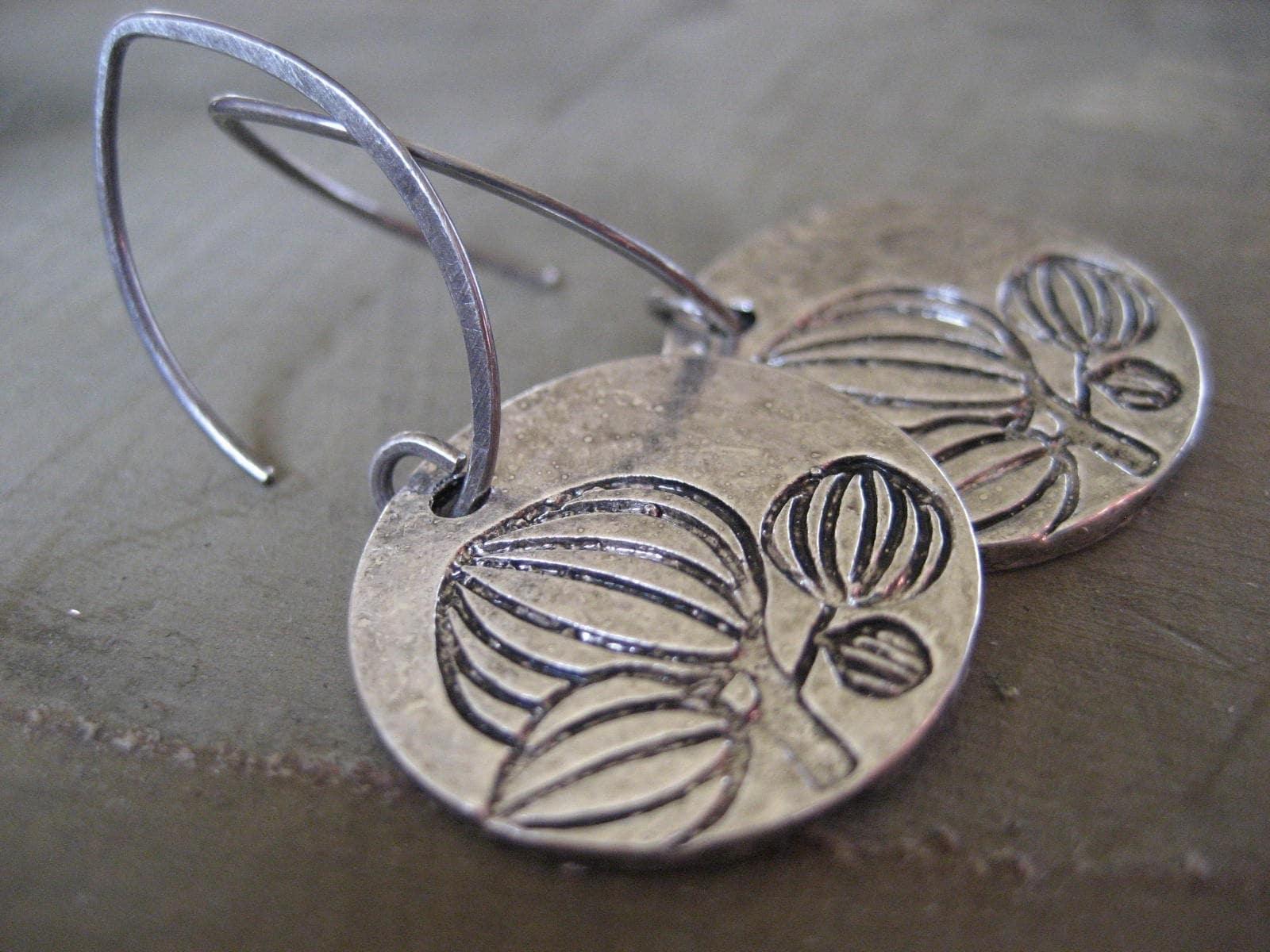 The Funky Onion Earrings