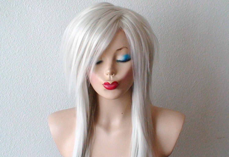 Scene fringe hair