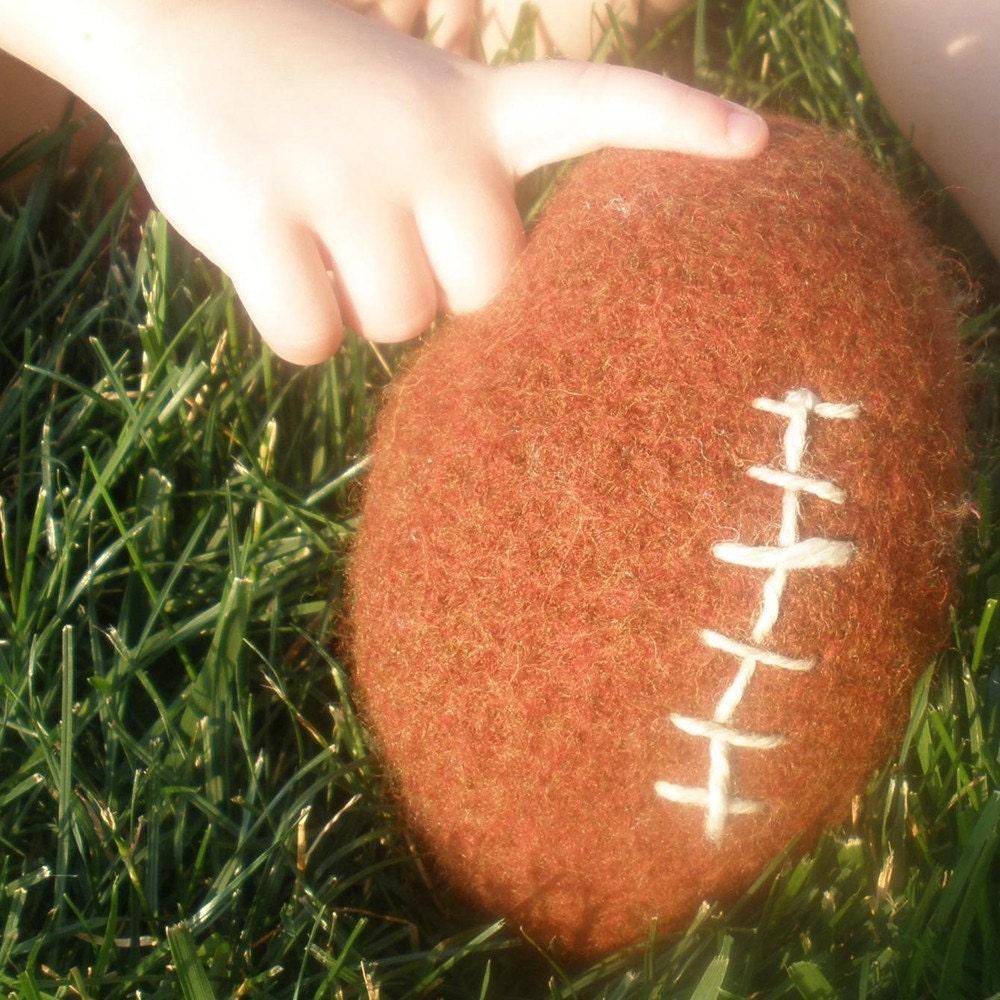 Felted Football